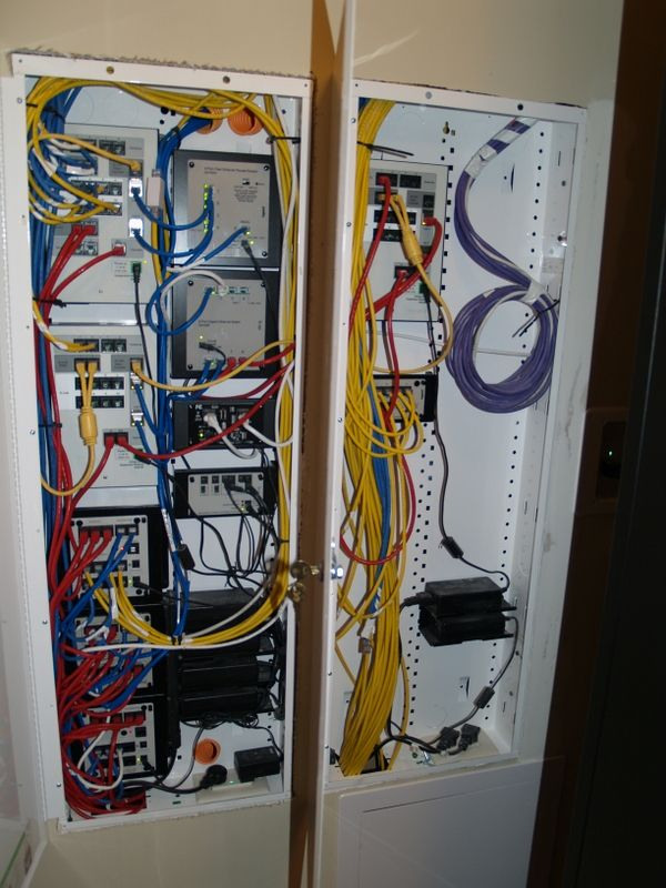 Home Network Wiring Building A Home Network