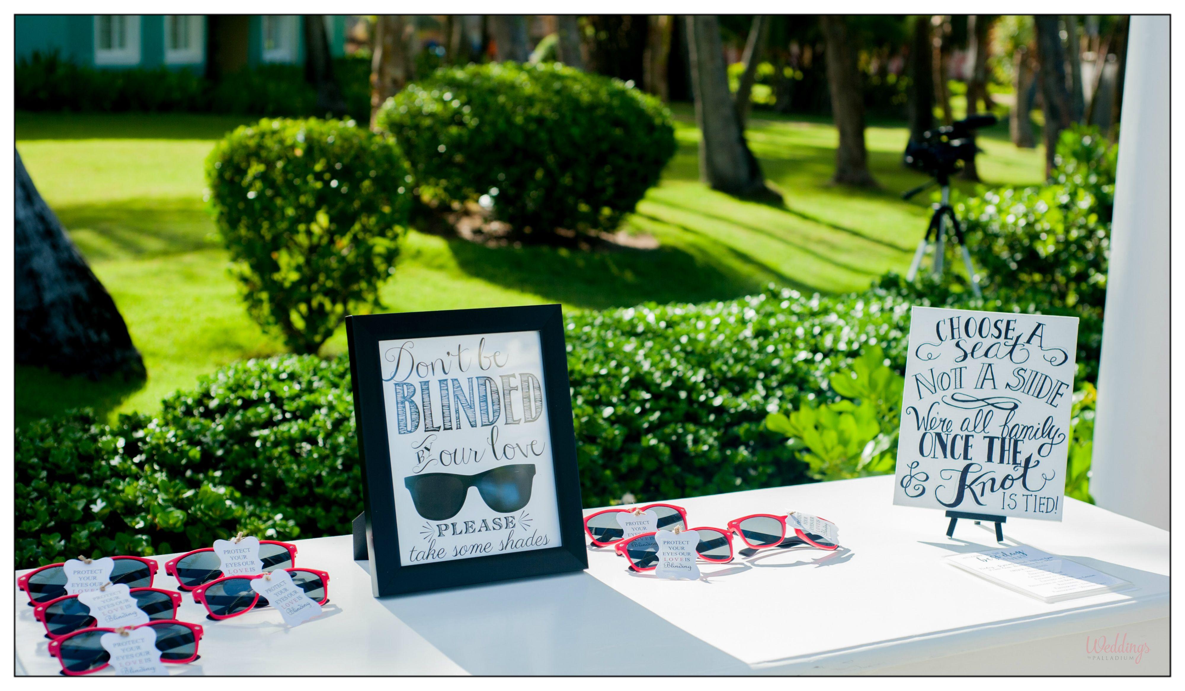Don't get blinded by our #love/No se queden cegados con nuestro #amor, #boda, Punta Cana