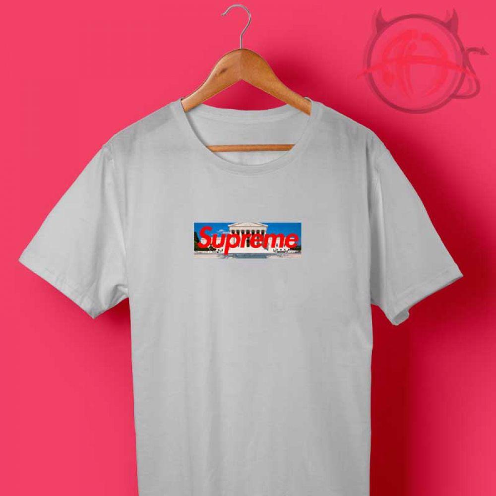 State Supreme Court T Shirt Cheap Custom Tee Agilenthawking