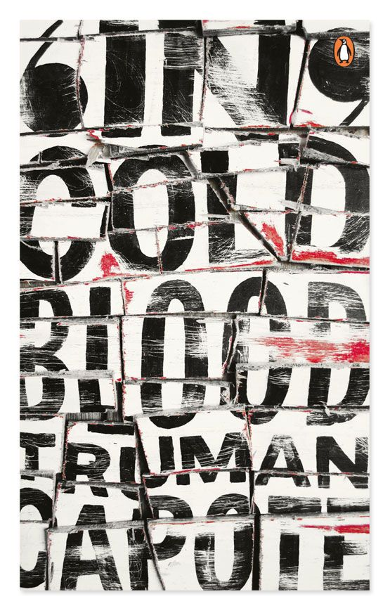 Penguin Essentials: Rejected cover for In Cold Blood © Jon Gray