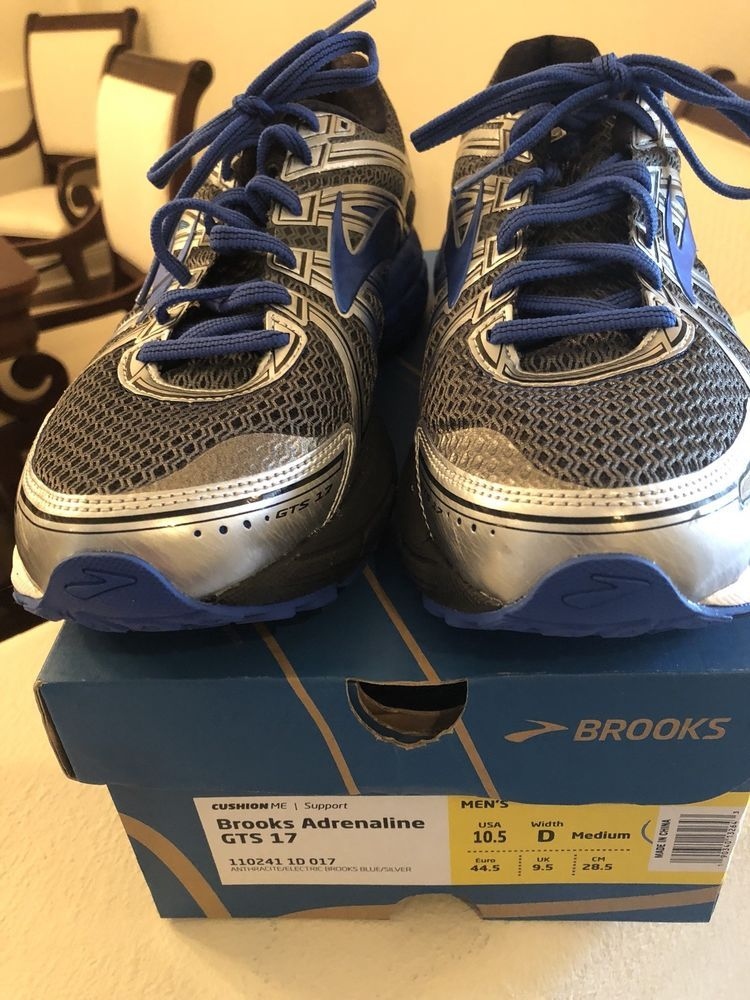 c1e3bbb09b6a7 Brooks Adrenaline GTS 17 MENs size 10.5 MediumBRAND NEW  fashion  clothing   shoes  accessories  mensshoes  athleticshoes (ebay link)