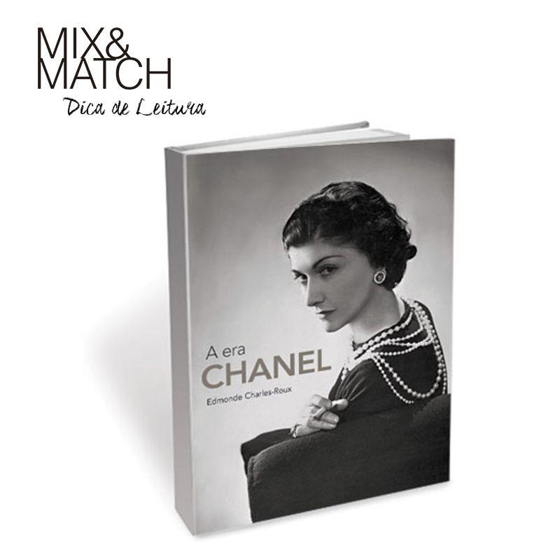 A Era Chanel  Mais que um belo relato sobre uma vida e uma obra extraordinárias, este é um livro fascinante que registra em cerca de quatrocentas fotografias, retratos e desenhos a trajetória da maior personagem da moda de todos os tempos.