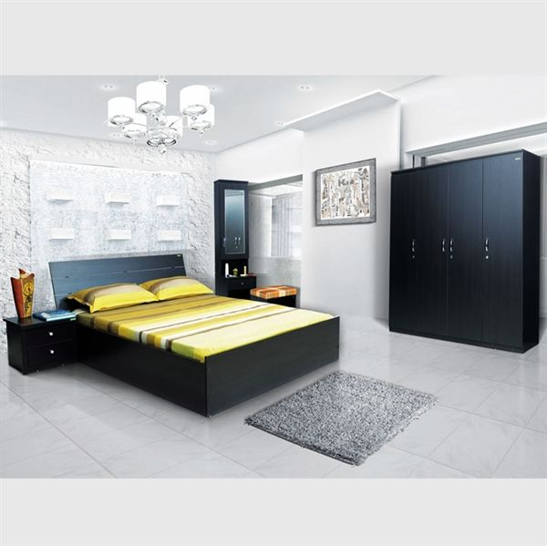 Buy Bedroom Sets, Wooden Bedroom Set Online at affordable price ...