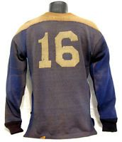 1920 S Cotton And Felt Football Jersey Vintage 226 Long Sleeve Tshirt Men Shirt Designs Vintage Football