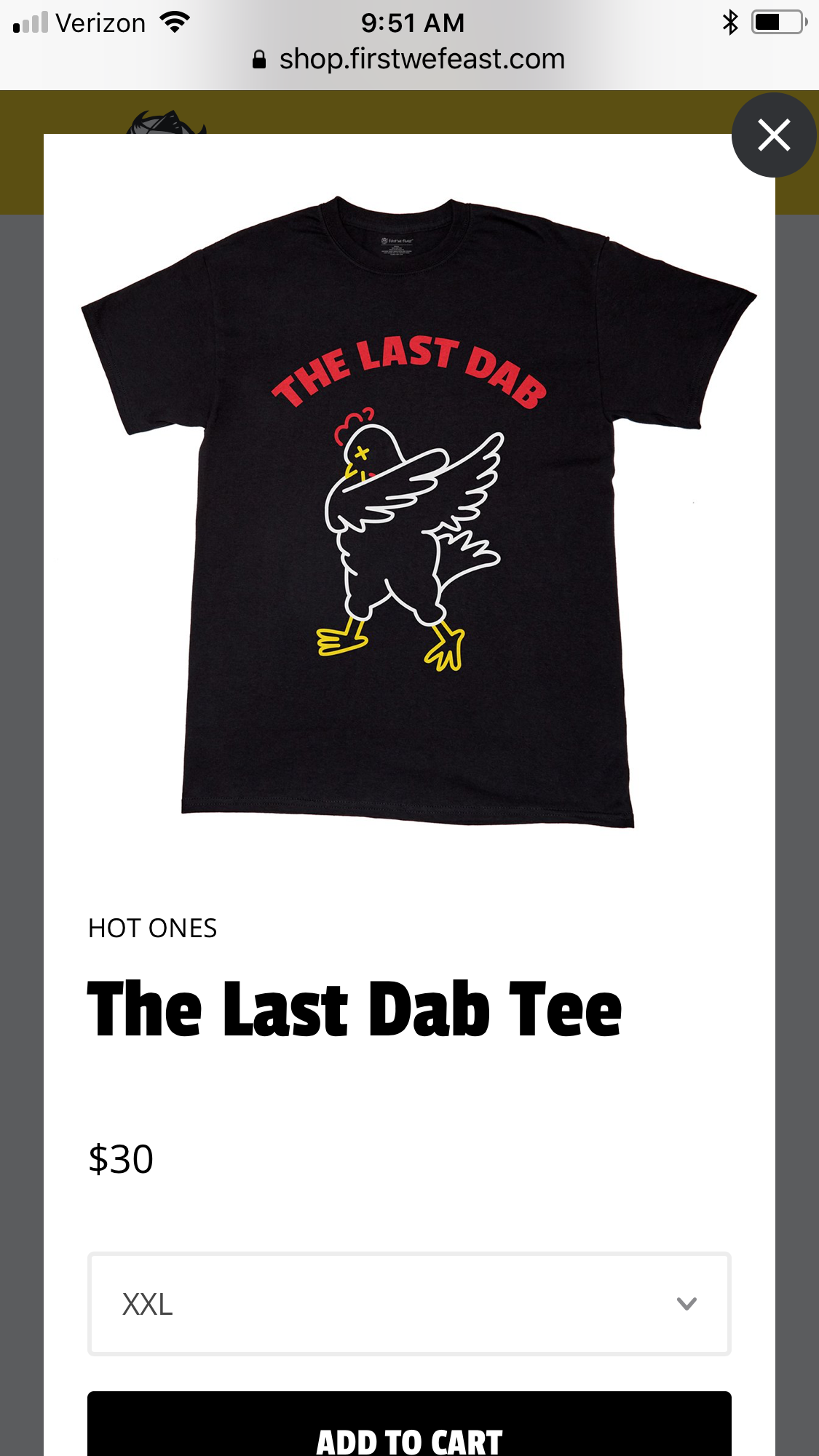 Dab it, Hot Ones, First We Feast | Hipster/Chris Cringle