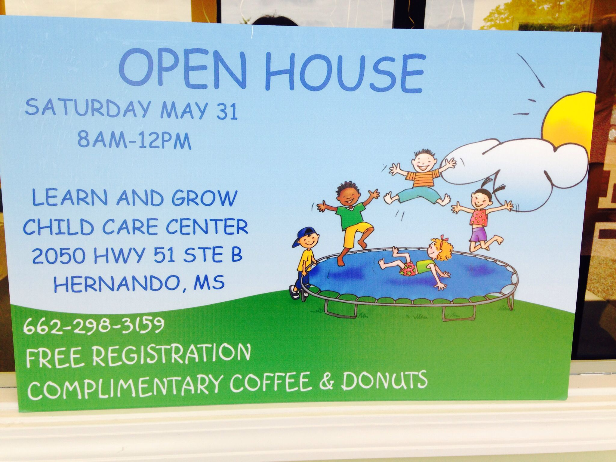 This is my sister's daycare. We need more children! Please join! :)