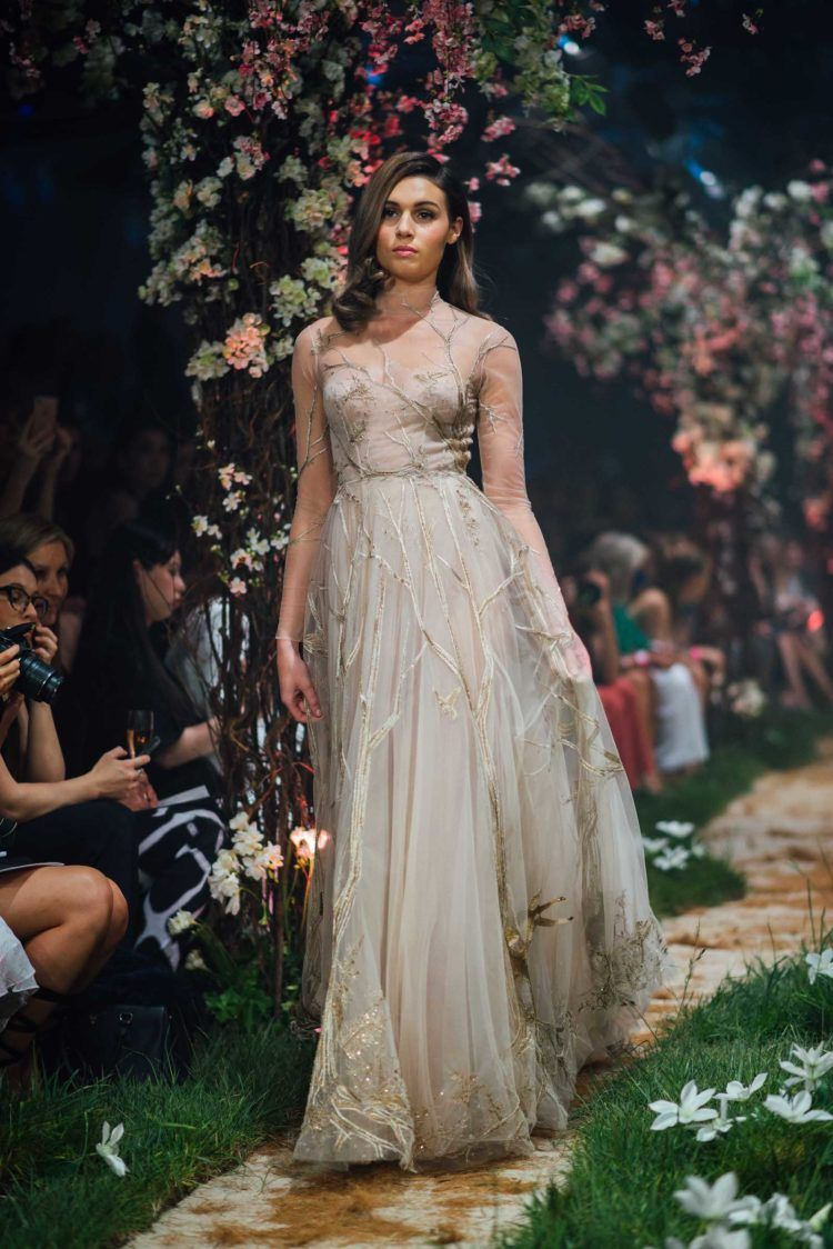 Australian couturier Paolo Sebastian collaborated with Disney on a ...