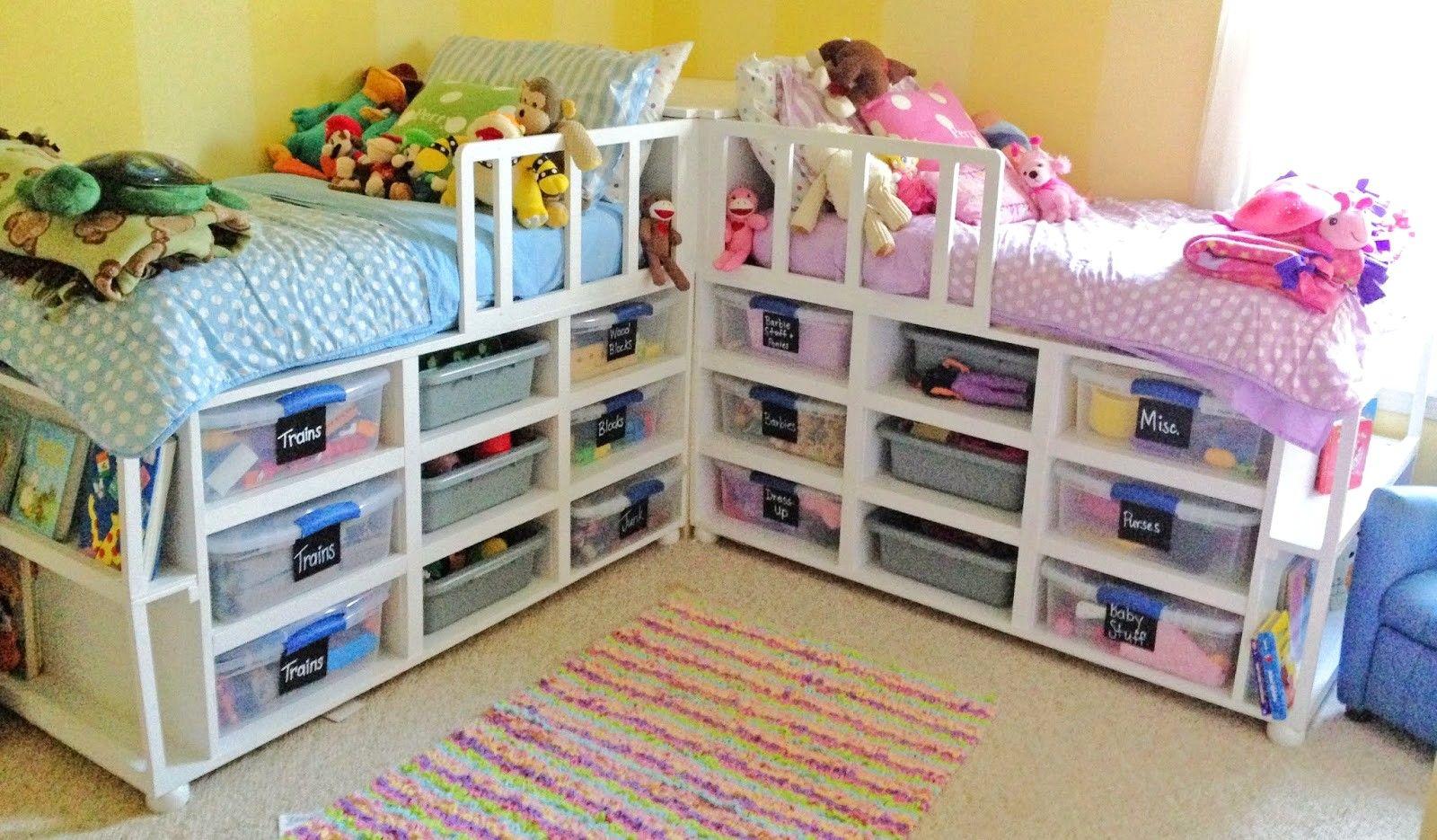 30 Brilliant Image Of Kids Bed Diy Diy Childrens Beds Toddler