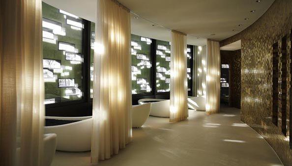 modernes design spa hotel   möbelideen, Badezimmer ideen