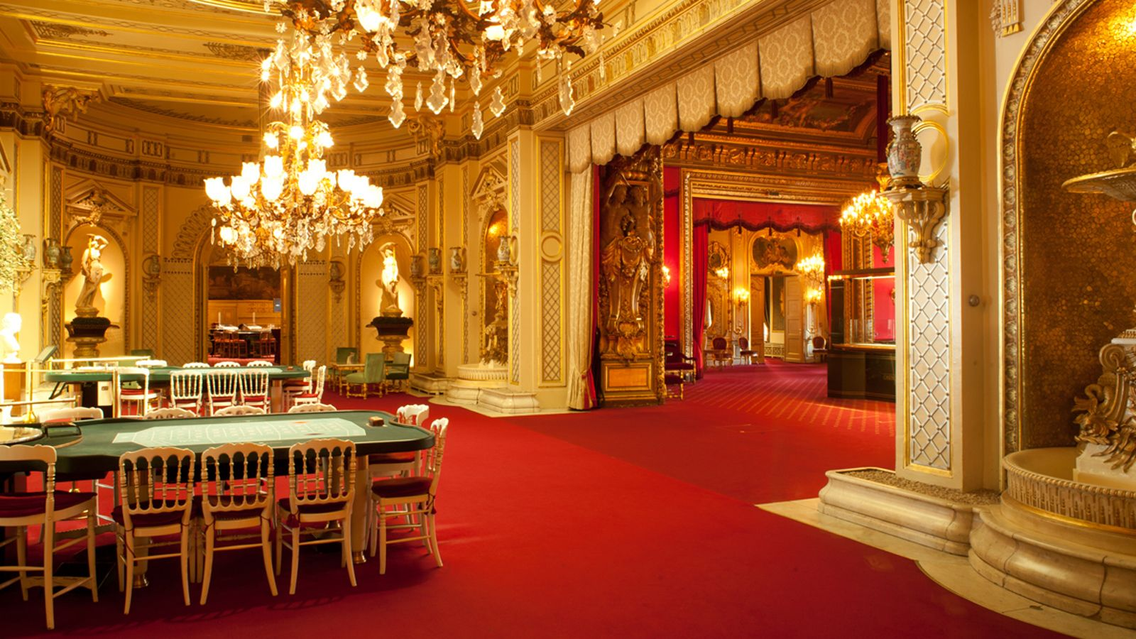 Baden Baden Kurhaus Casino