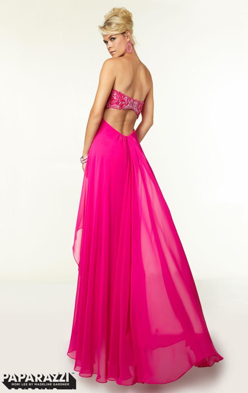 Lujo Vestidos De Fiesta En Mn Imagen - Colección del Vestido de la ...