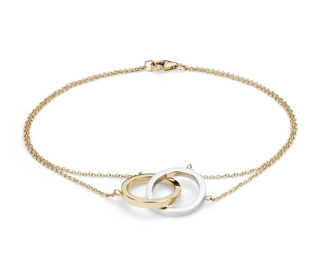 shop gioielli solitaire bangle circles llumins with milano yellow maschio gold diamond ice bracelet bangles