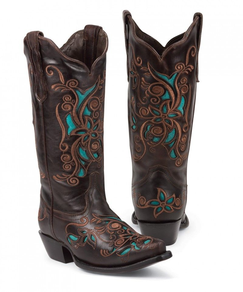 b5295e1a422 Costilla (brown/turquoise) - Pecos Belle | Pumped Up Kicks | Brown ...