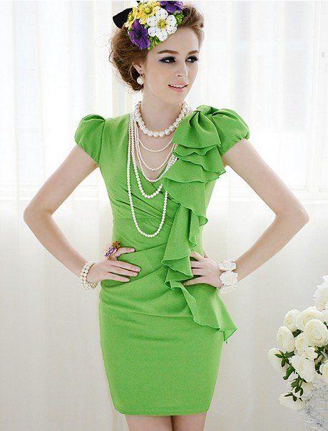 Green Dress For Women