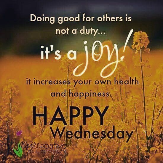 We made it to happywednesday and our duty today is to do