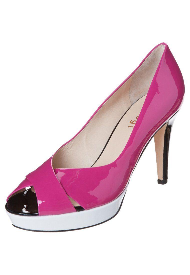 Högl - High Heel Peeptoe - pink
