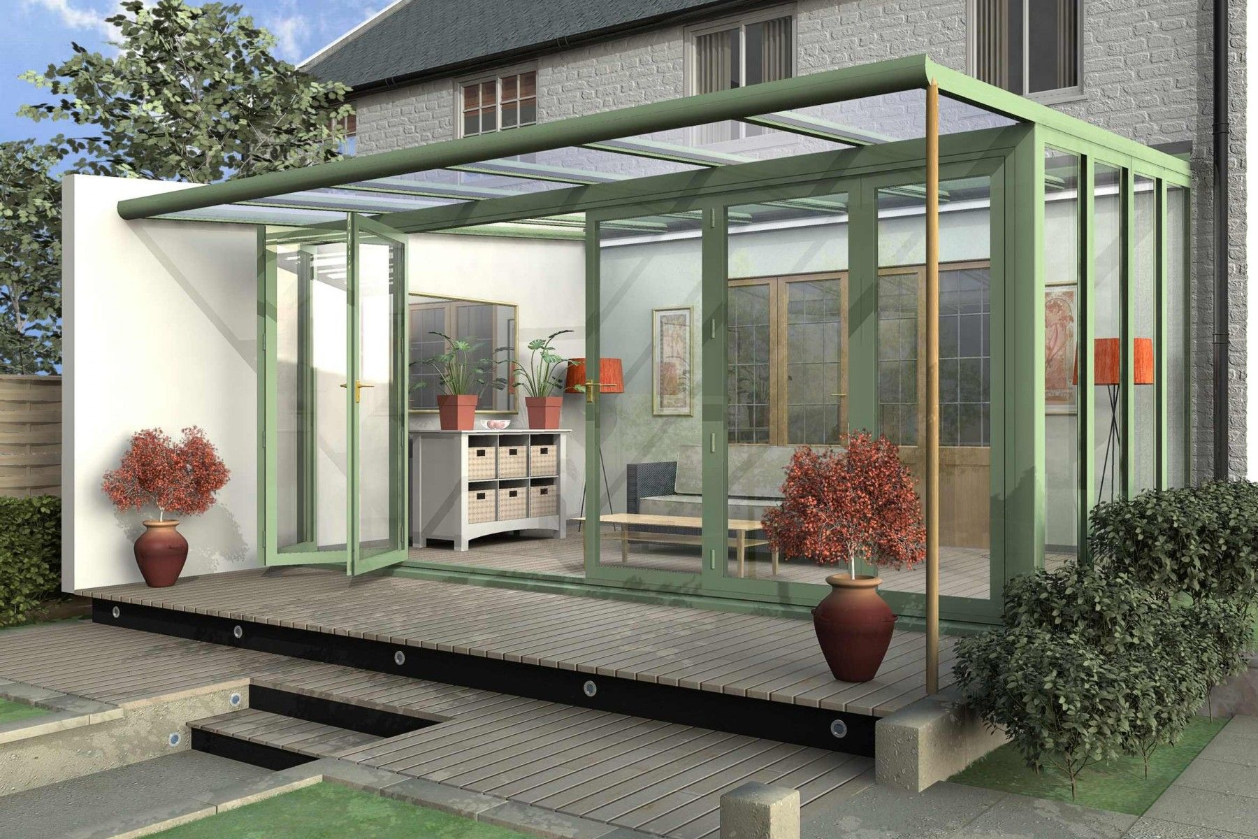 Inspiration Gallery Ultraframe Conservatory Roofs In 2020 Conservatory Design Curved Pergola Conservatory Roof