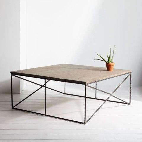 Lamon Luther Jones Coffee Table