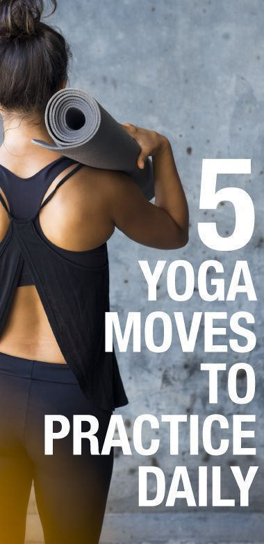 5 Yoga exercises To Practice Daily