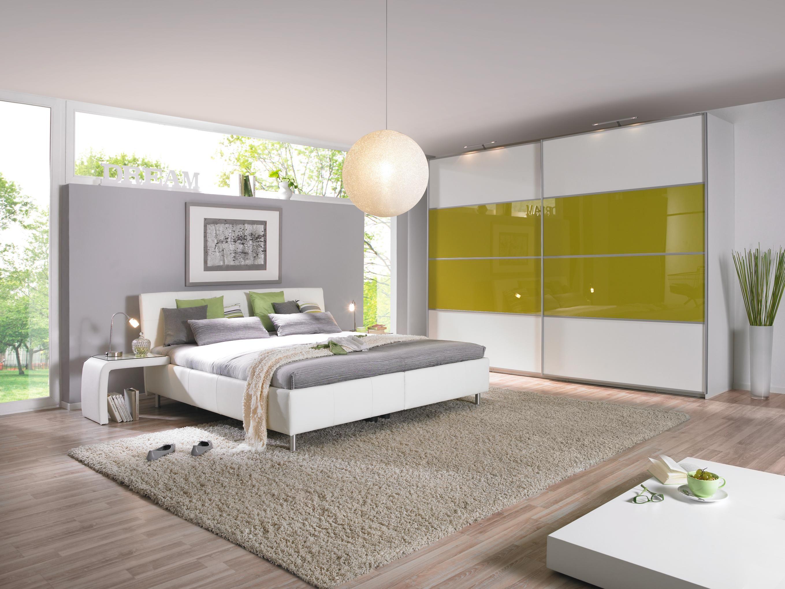 Schlafzimmer Venda ~ Helles modernes schlafzimmer komplett eingerichtet mit dieter