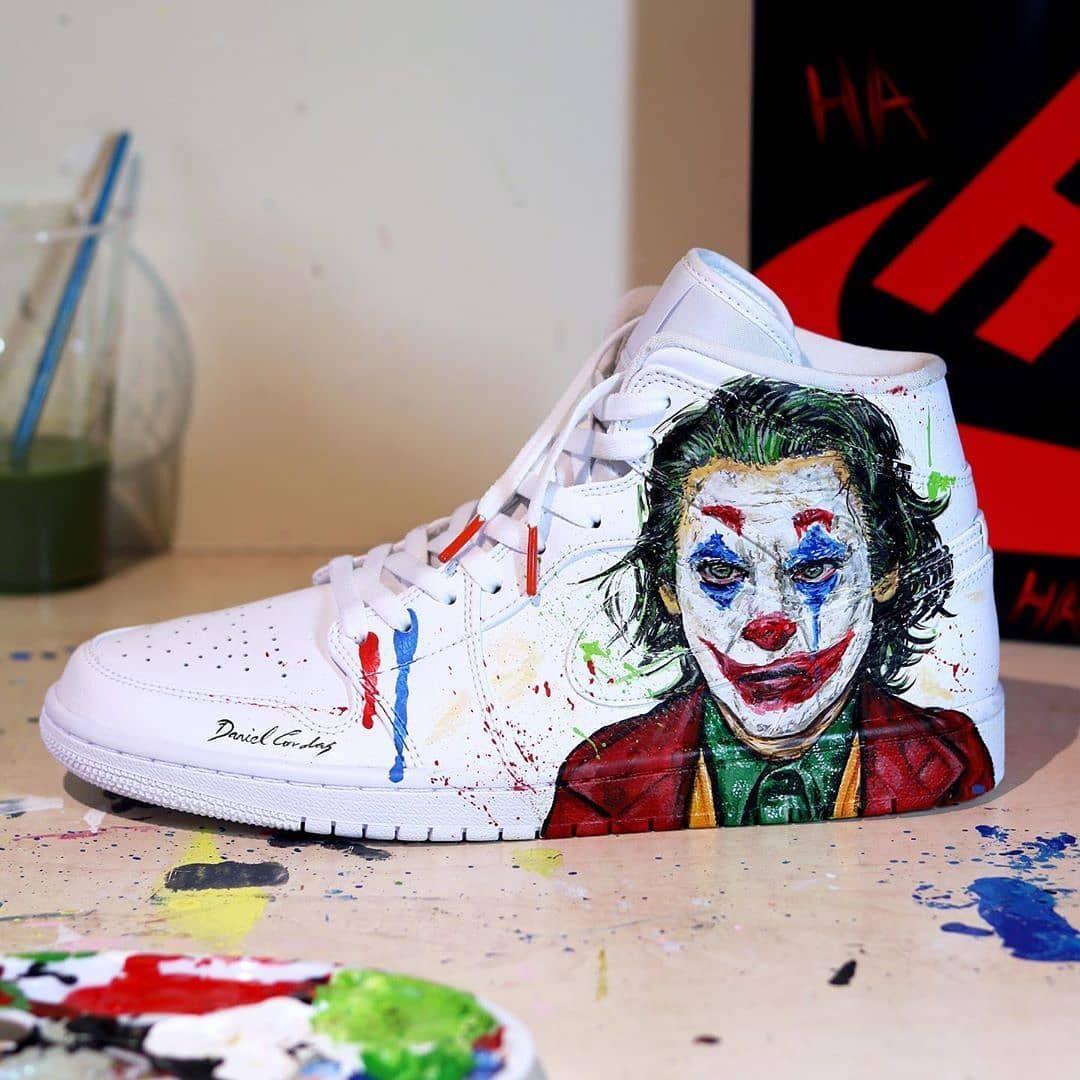 Daaamn Joker Cop or Drop? Rate this custom from 110
