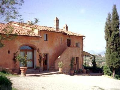 Our villa in Tuscany