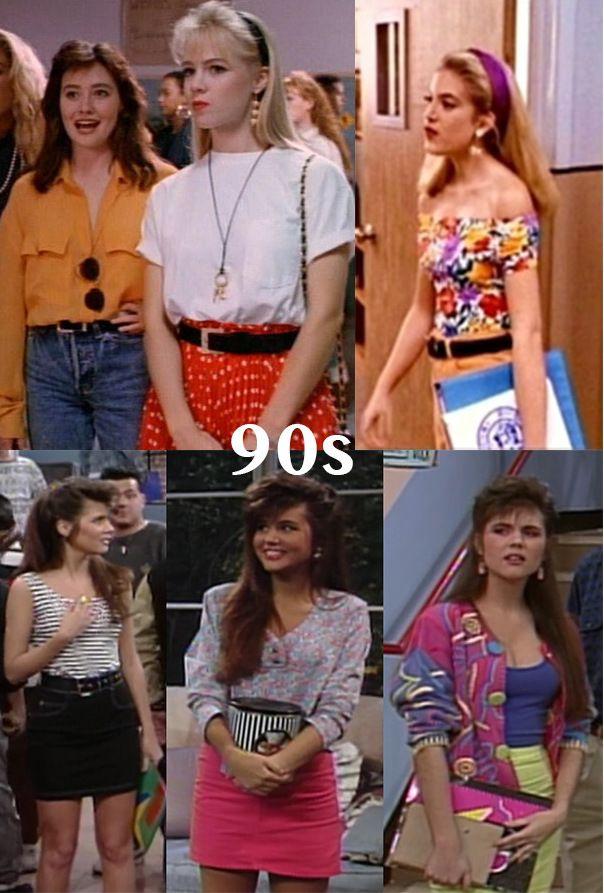 18 ejemplos que demuestran que los 90 han vuelto