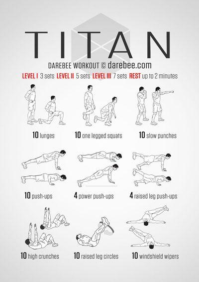 Titan Workout
