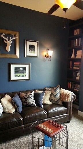 Pin By Traci Brann On Decor Ideas Man Cave Decor Man Cave Colors Living Room Decor