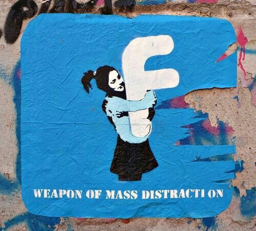 street art | Weapons of Mass Distraction