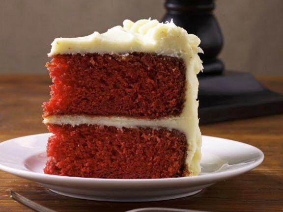 Red Velvet Cake – der amerikanische Klassiker #redvelvetcheesecake