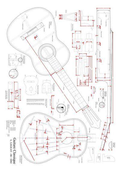Chapitre 6 Plans Lutherie Guitare Org Dise 241 O De