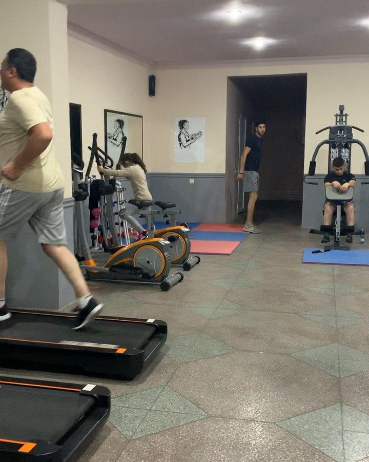 #фитнес #fitness #💪 #արաքսֆիթնես #беговаядорожка #бег #спорт #тренажеры #тренажерныйзал