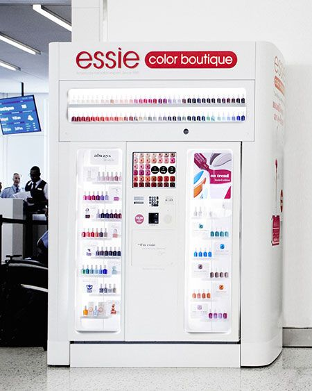 Airport Beauty Vending Machines Vending Machines