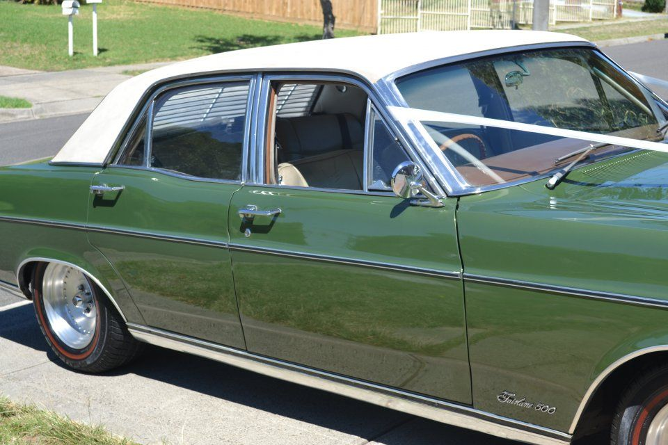 Jewel Green Zd Ford Fairlane 500 Pic 8 Ford Fairlane 500 Ford