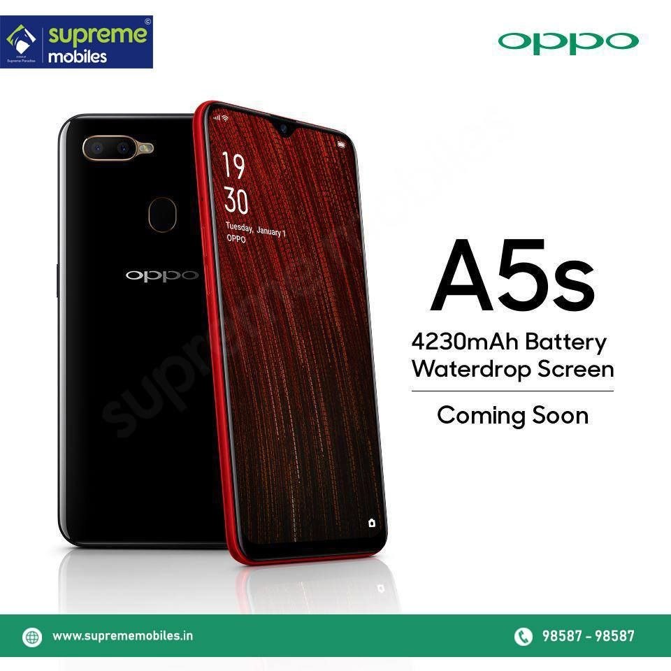Oppo A5s Coming Soon Mobile Gadgets Feature Phone Best Mobile