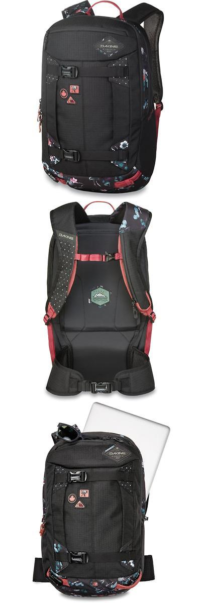 Bags and Backpacks 21229: Dakine Women S Team Mission Pro 25L Backpack Leanne Pelosi -> BUY IT NOW ONLY: $134.95 on eBay!