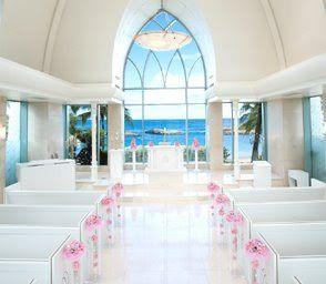 Ko Olina Chapel Interior Hawaii Destination Wedding Destination Wedding Travel Big Island Wedding