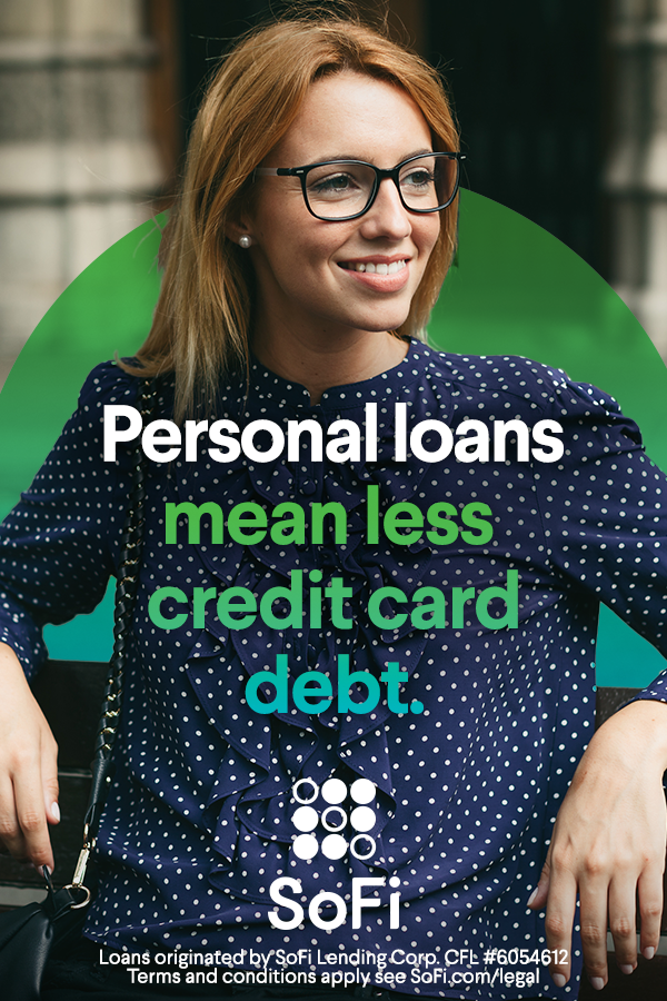 Are You Paying More Than 10 Interest On Your Credit Cards Sofi Personal Loans Could Helpyou Save Thousands With Low Personal Loan Interest Rates You C Finans