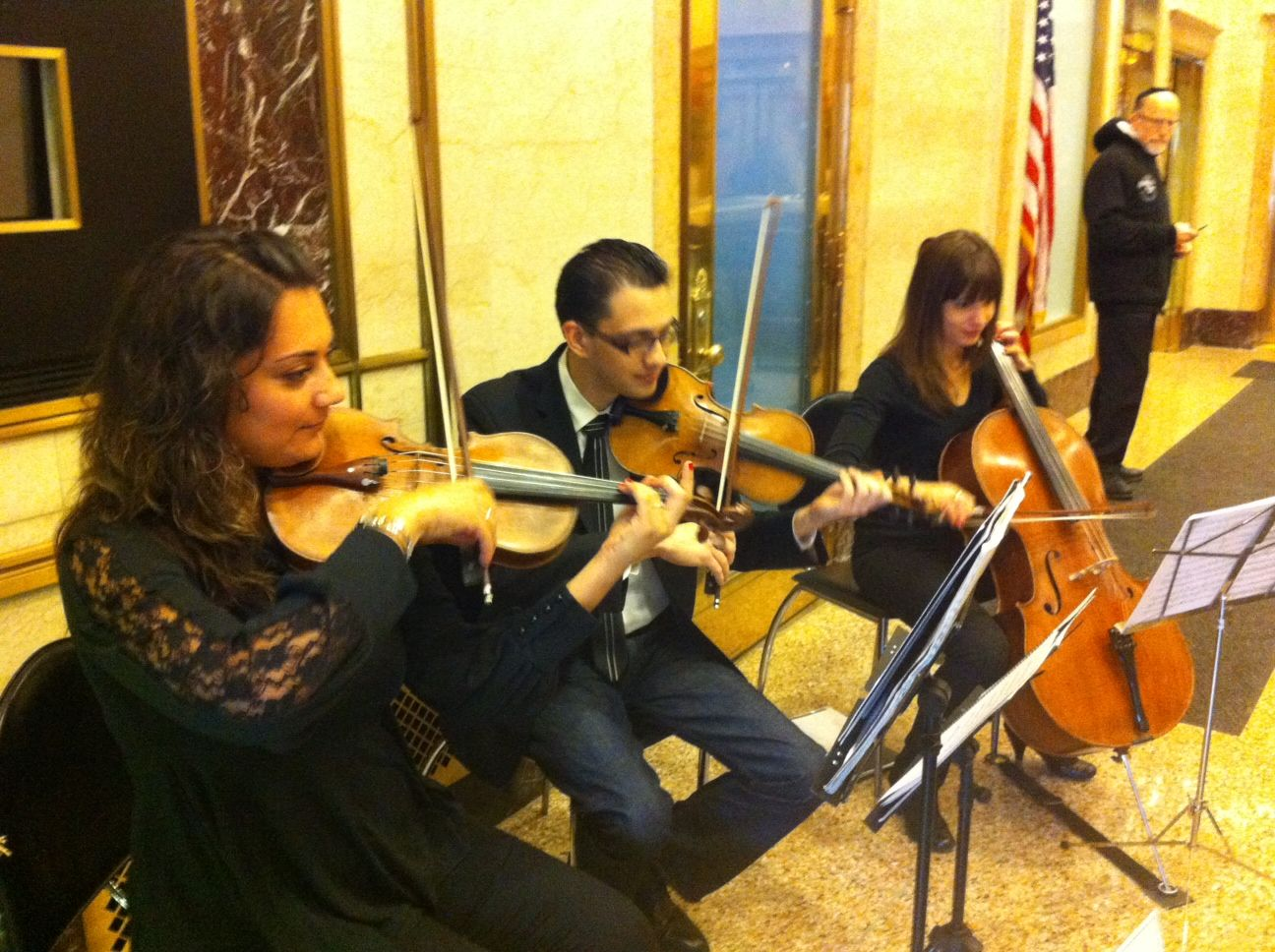 String Trio Vogue Music Events Music event, Music