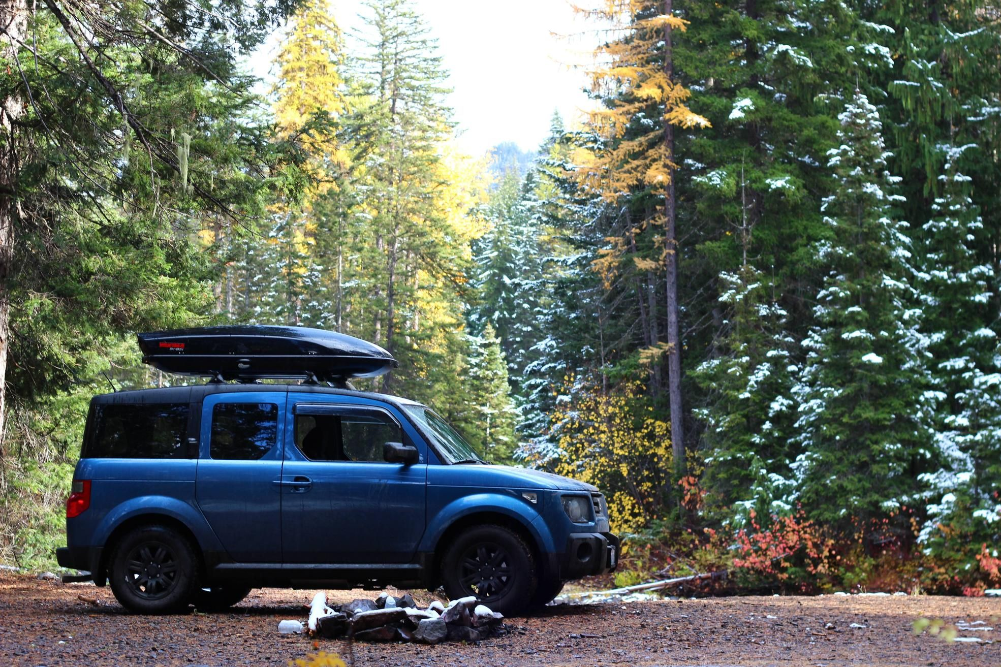 Gotta Gobi Stealth Roof Rack   Honda Element Owners Club Forum