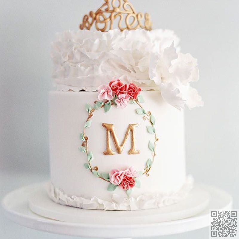 Pleasant Cute Beautiful Birthday Cakes From Pinterest With Images Personalised Birthday Cards Bromeletsinfo