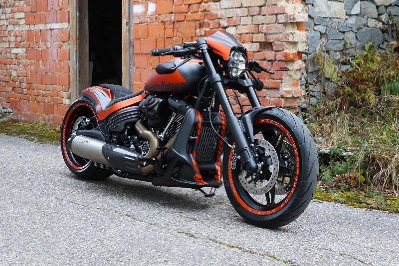 Harley Davidson Fatboy 2019 Custom