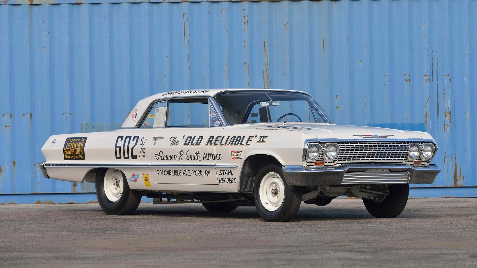 Cars and more chevy impala chevy impalas vehicles drag racing racing - Find This Pin And More On Impala 1963 Chevrolet
