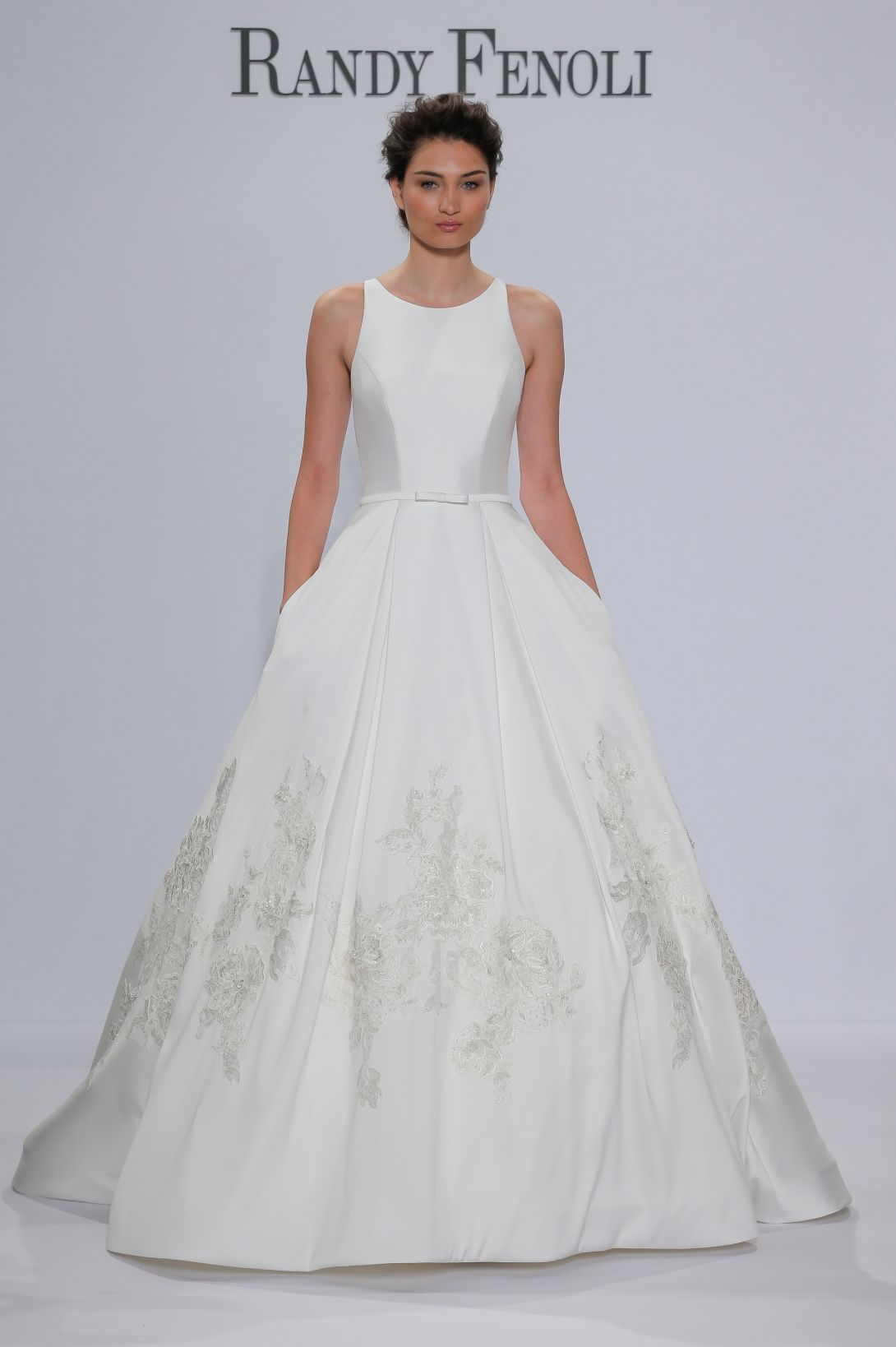 You Can Now Buy A Wedding Gown Designed By This Say Yes To The Dress Star Randy Fenoli Dresses Wedding Dresses Kleinfeld Dresses