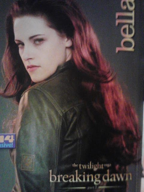 New Bella Promo Picture For Breaking Dawn Part 2 My Bff As A Vampire Breaking Dawn Robert Pattinson And Kristen Vampires And Werewolves