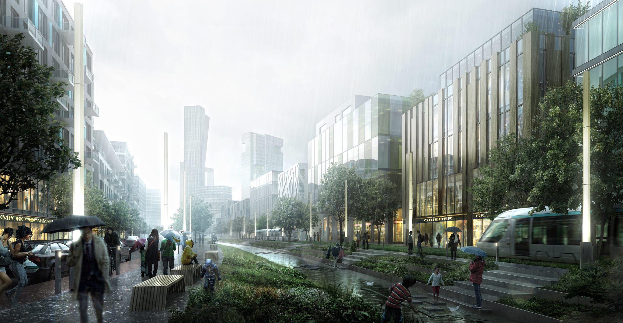 MIR : the Nanjing masterplan   cg Arch   Pinterest ...