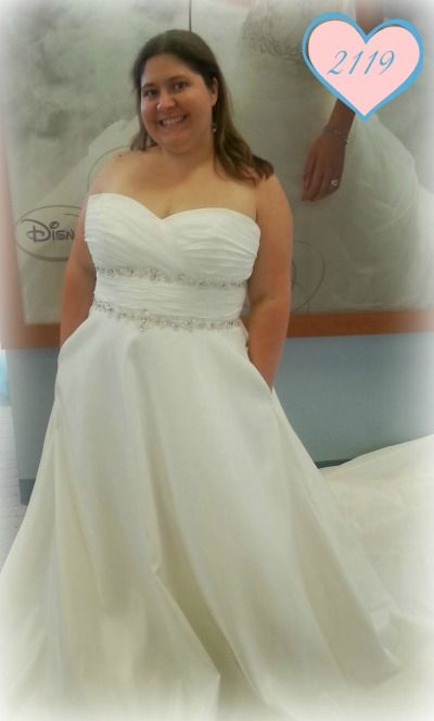 Alfred Angelo Real Women Brides