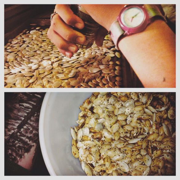how to make the best pumpkin seeds ever