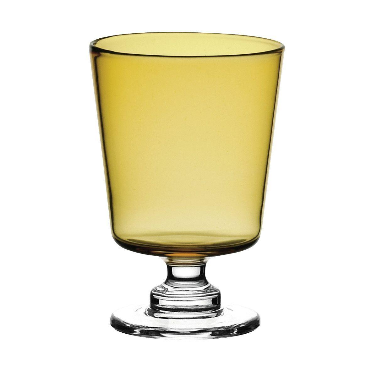 Sinfonia 12.5 Oz. Glass Water Goblet